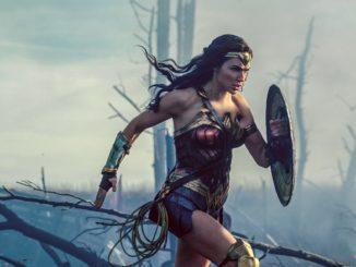 "Wonder Woman (Gal Gadot) in ""Wonder Woman"". (Warner Bros Pictures)"