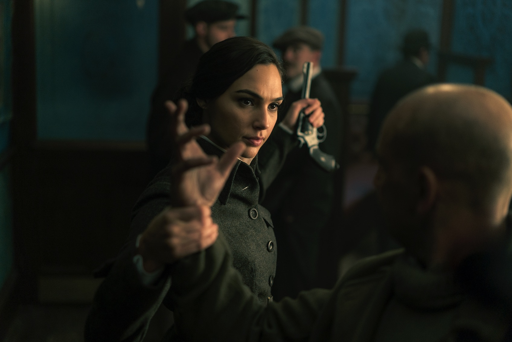 "Wonder Woman (Gal Gadot) in ""Wonder Woman"". (Warner Bros Pictures)"