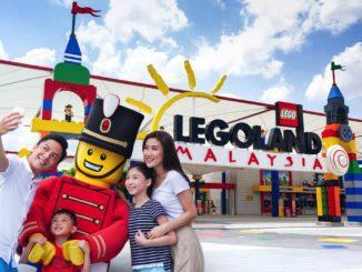 Legoland! (Legoland Malaysia Singapore)