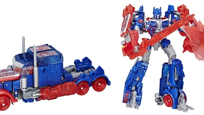 Optimus Prime with Accessories (Voyager) (Hasbro Singapore)