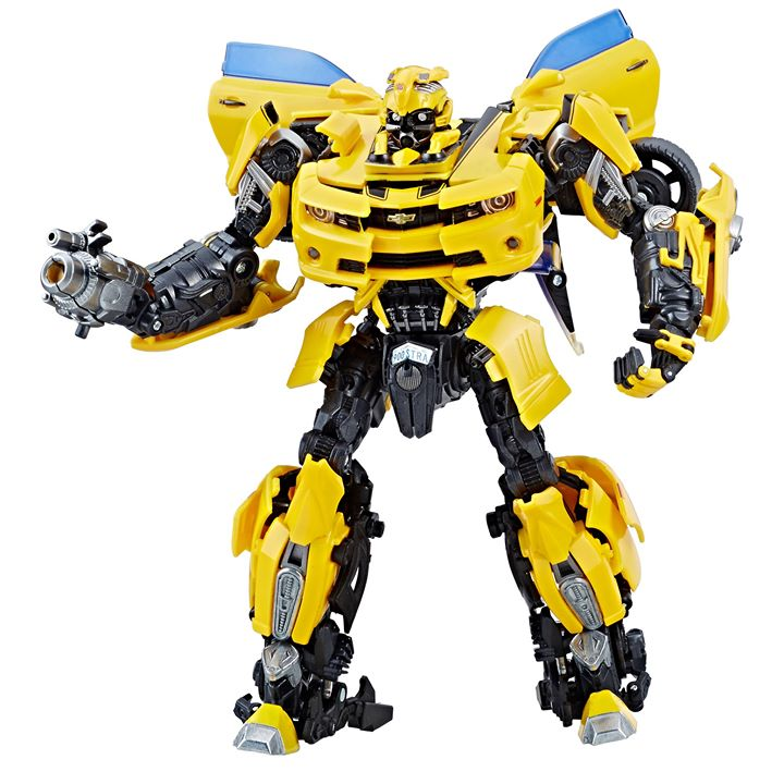 Transformers: Masterpiece Bumblebee (Hasbro Singapore)