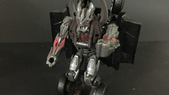 Berserker. (1-Step Turbo Changer)