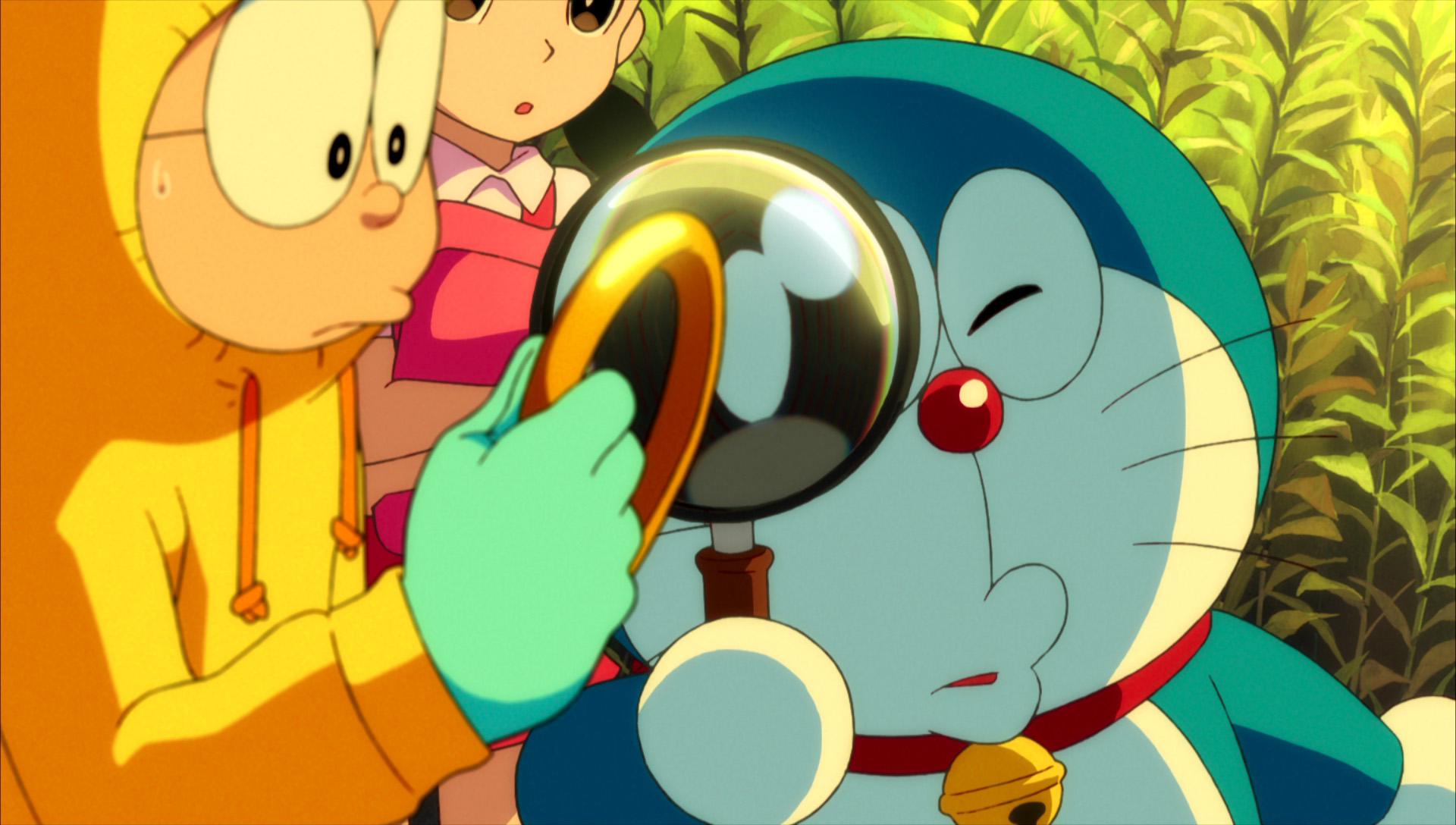 "A ring in ""Doraemon The Movie: Nobita's Great Adventure In The Antarctic Kachi Kochi"". (Golden Village Pictures)"