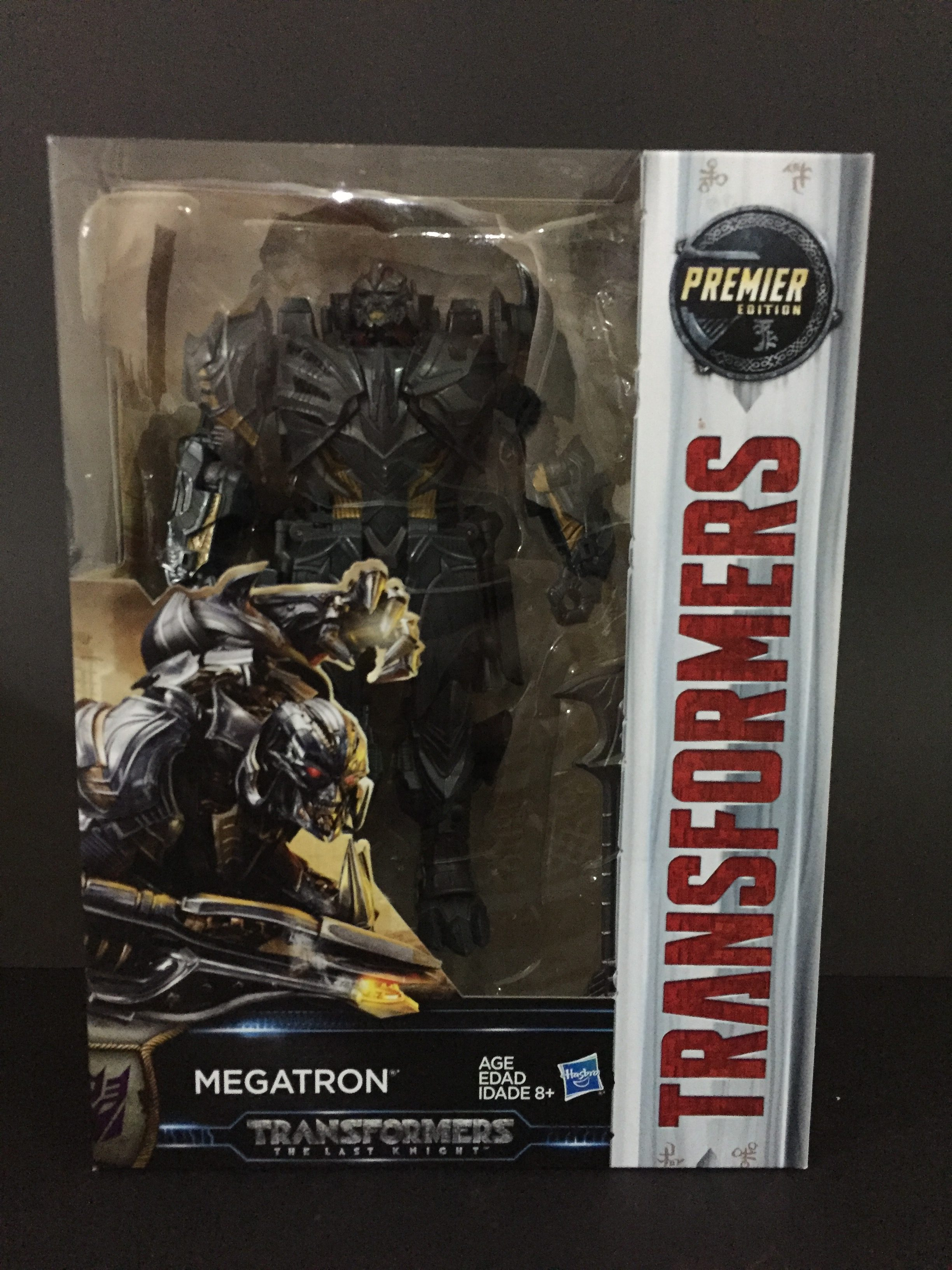 Megatron (Voyager, Transformers: The Last Knight)