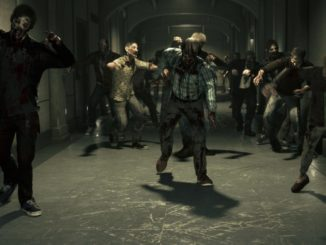 "Zombies attack in ""Resident Evil: Vendetta"". (Golden Village Pictures)"