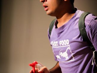 Shrey Bhargava. (Raffles Institution - JC: Orientation 2013 Facebook Page)