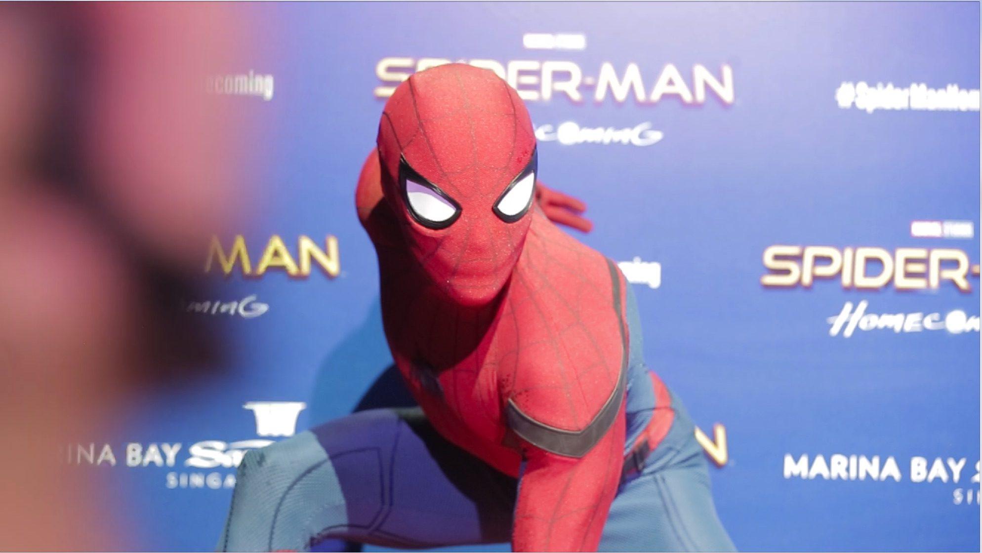 Is that Spider-Man?
