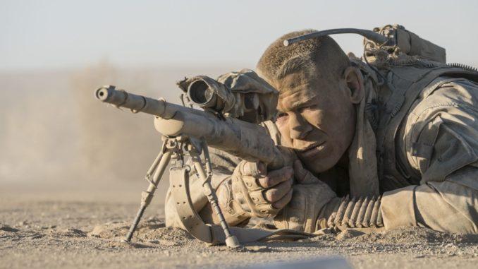 "Shane Matthews (John Cena) in ""The Wall"". (Shaw Organisation)"