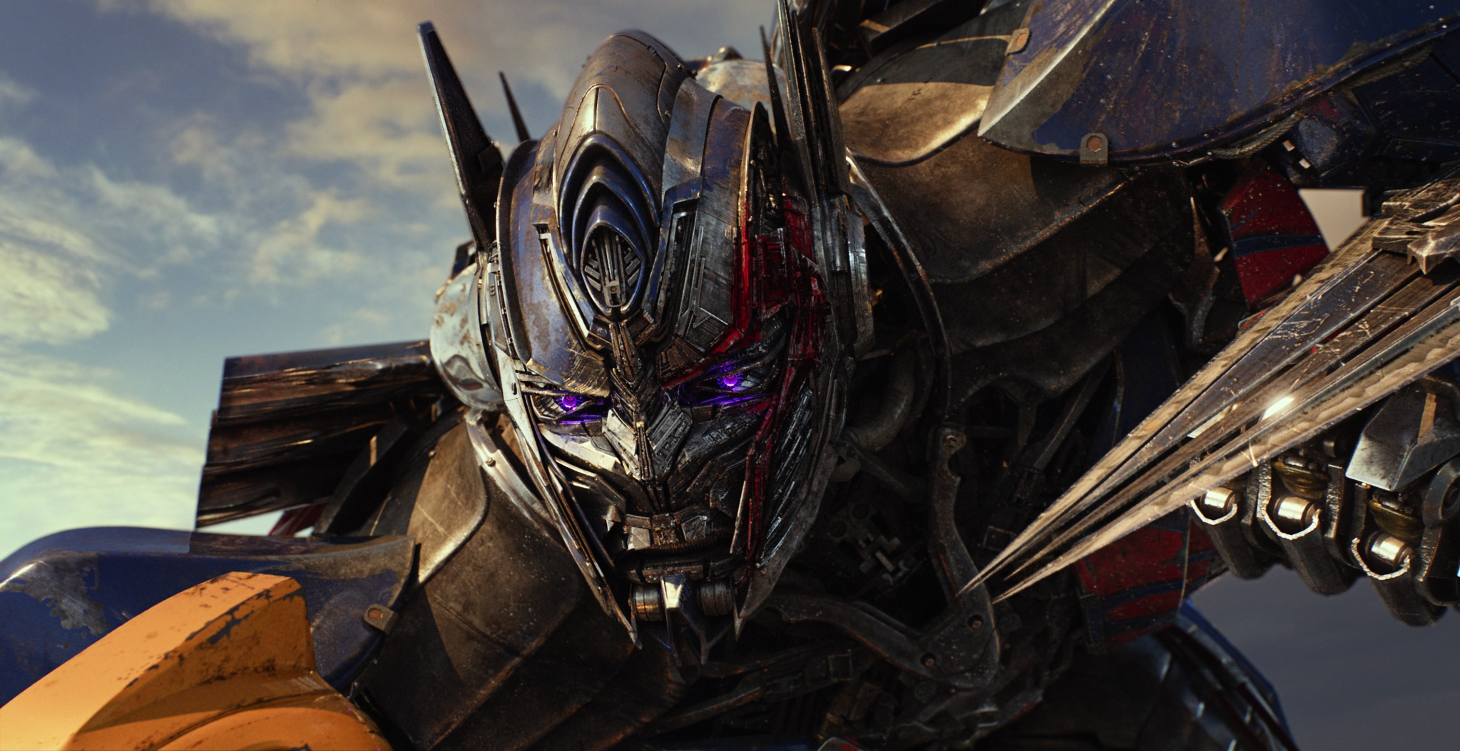 "Is that Optimus Prime in ""Transformers: The Last Knight""? (United International Pictures)"