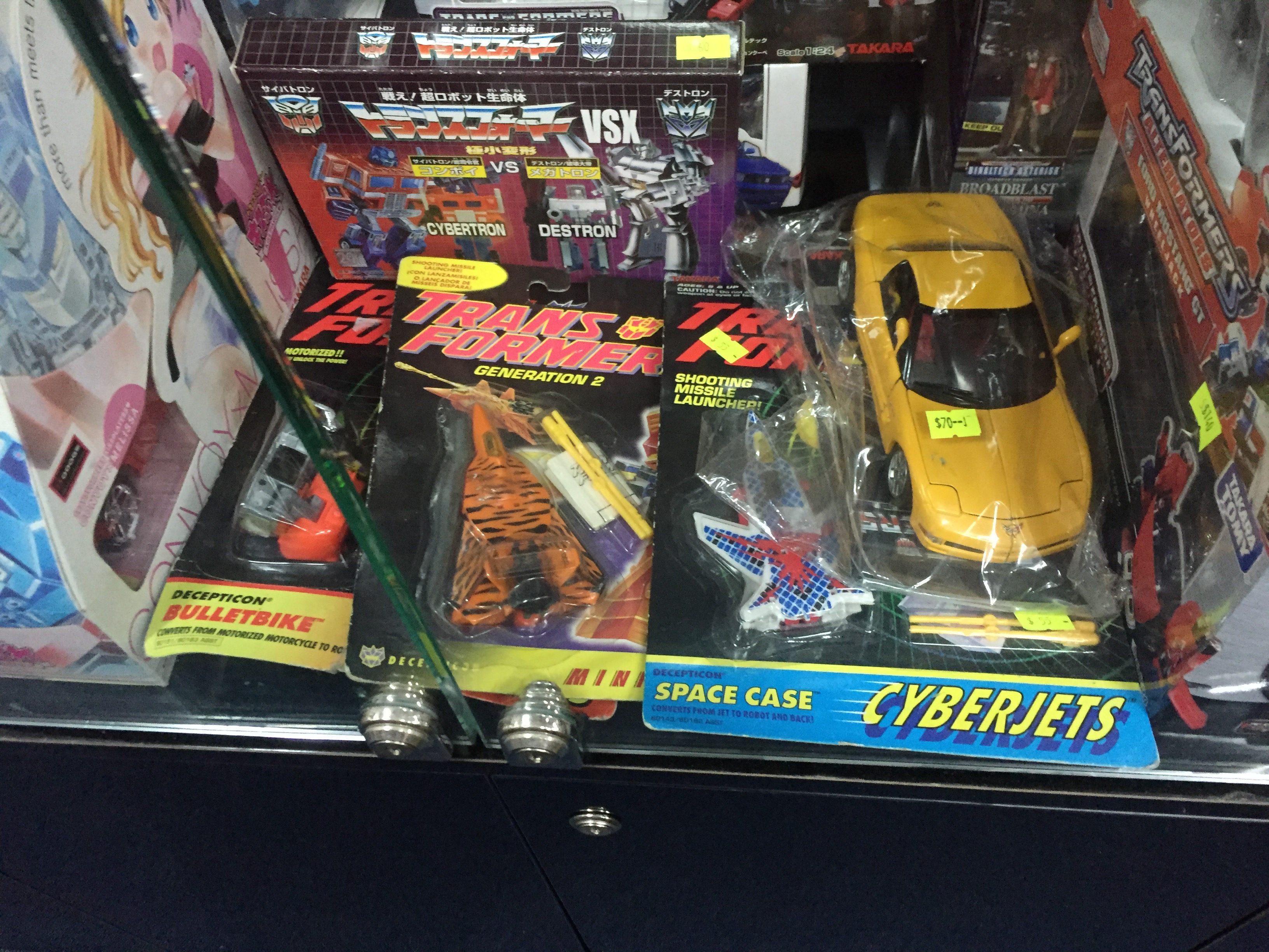 G2 Transformers at Robo Robo.