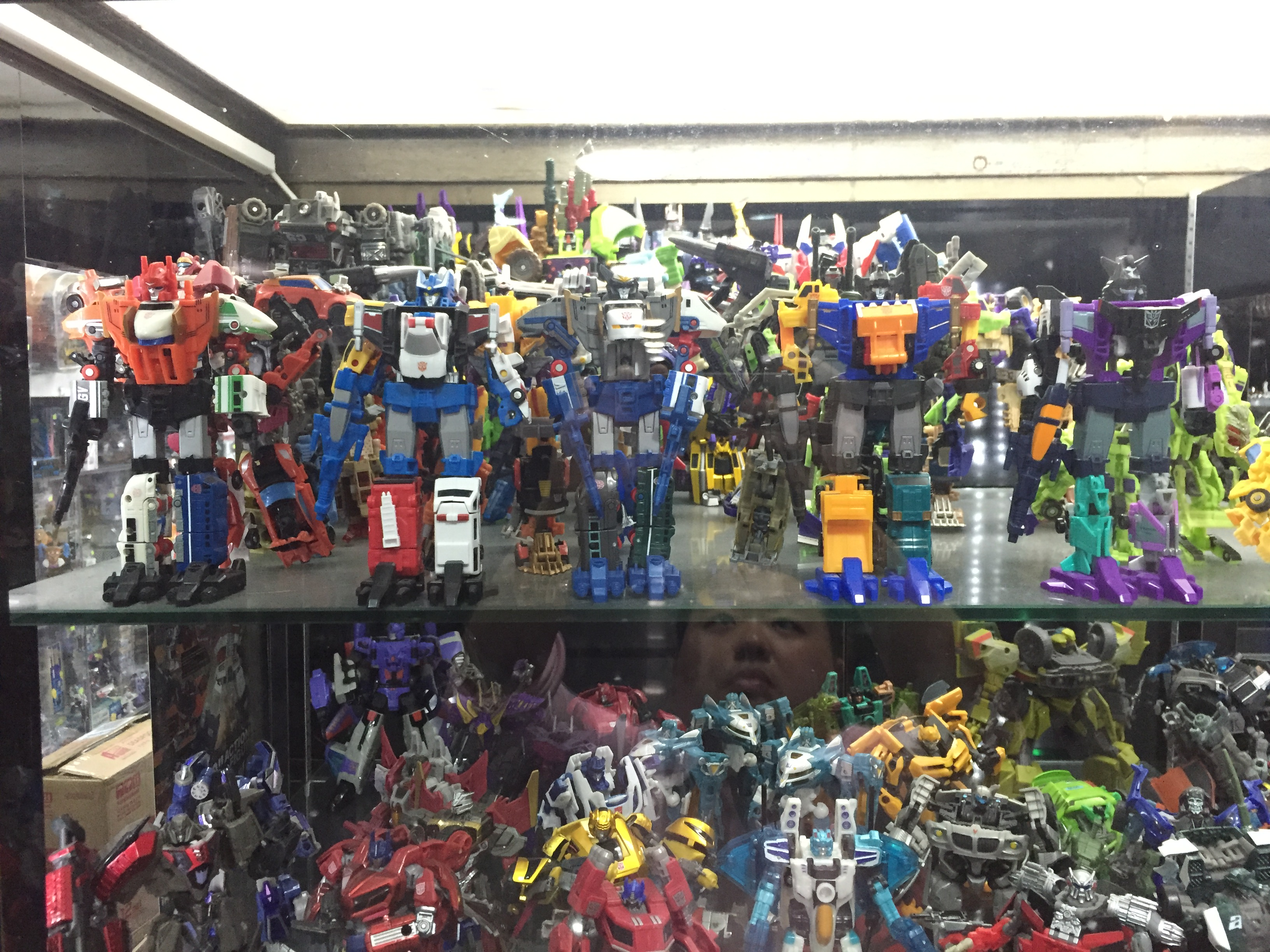 Micromaster Combiners at Robo Robo.