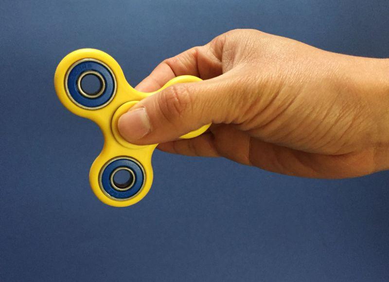Fidget spinners. (Livescience.com)
