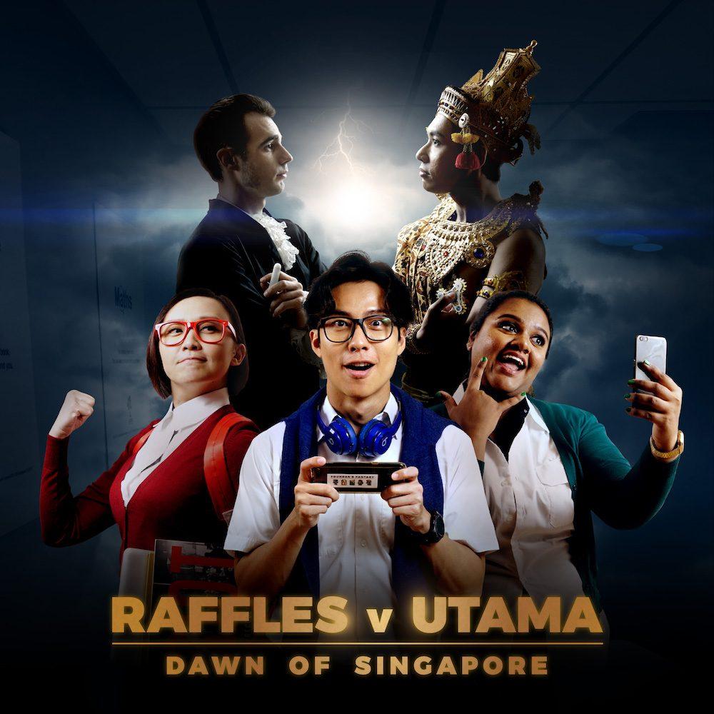 Raffles v Utama: Dawn of Singapore