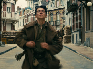 """Tommy (Fionn Whitehead) in """"Dunkirk"""". (Warner Bros Pictures)"""