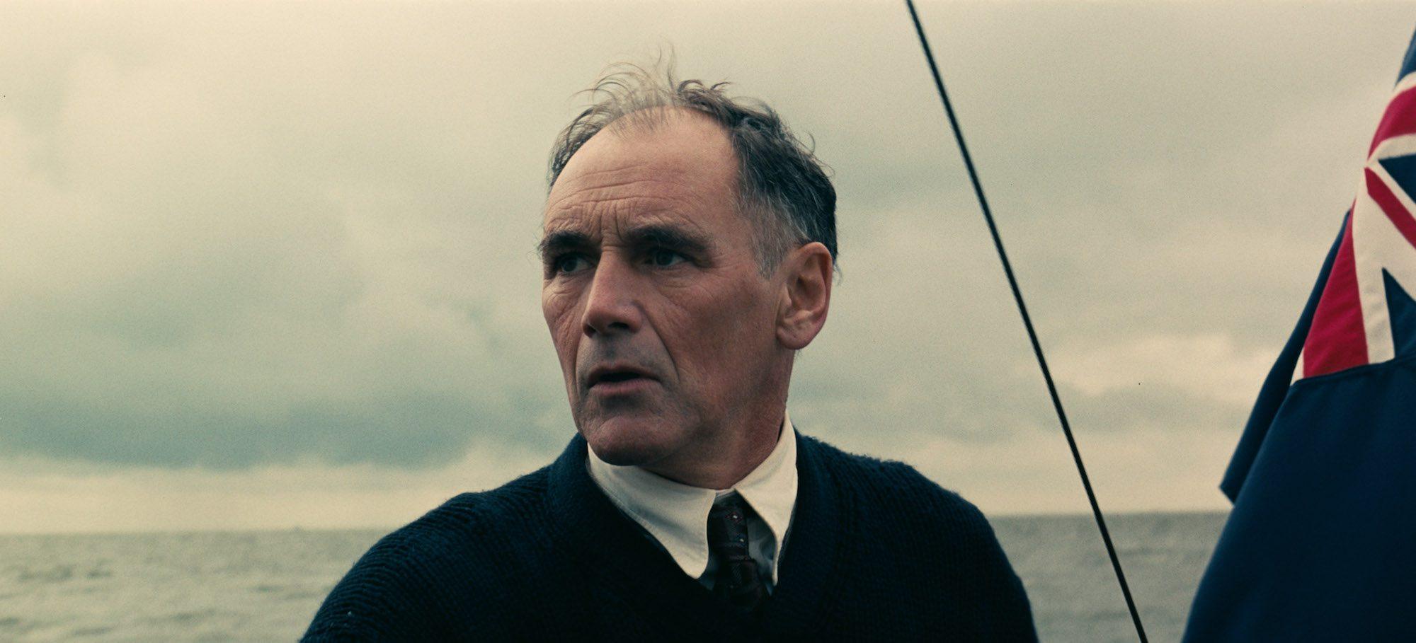 """Mr Dawson (Mark Rylance) in """"Dunkirk"""". (Warner Bros Pictures)"""