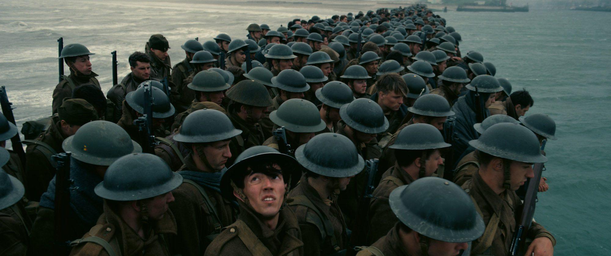 """Dunkirk"". (Warner Bros Pictures)"