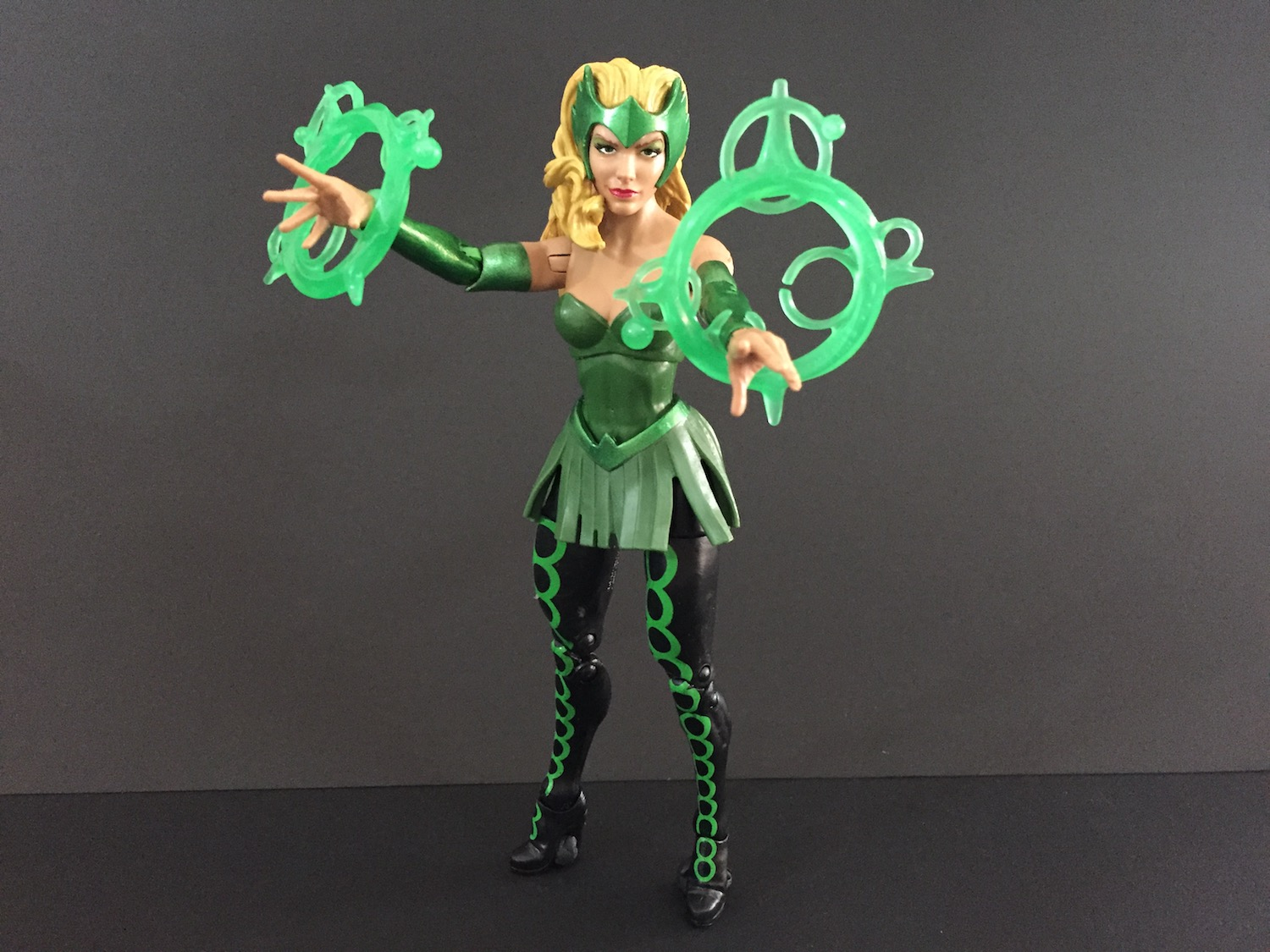 Enchantress, Marvel Legends. (The Raft, SDCC 2016)