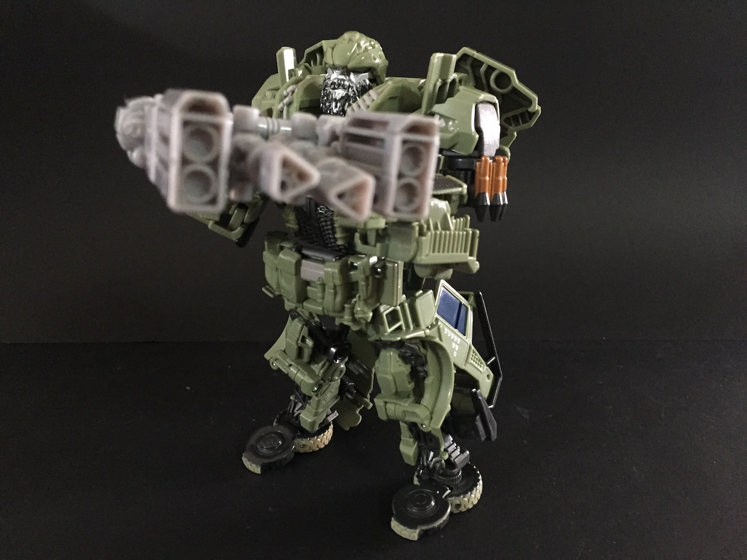 Hound, Voyager Class. (Transformers: The Last Knight, Premier Edition)