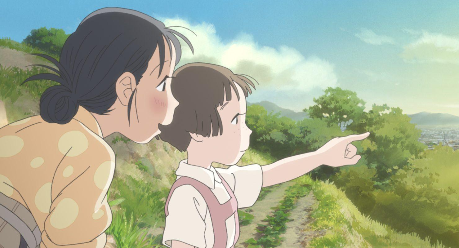 """Suzu (Non) and Harumi (Natsuki Inaba) in """"In This Corner of the World"""". (Encore Films)"""