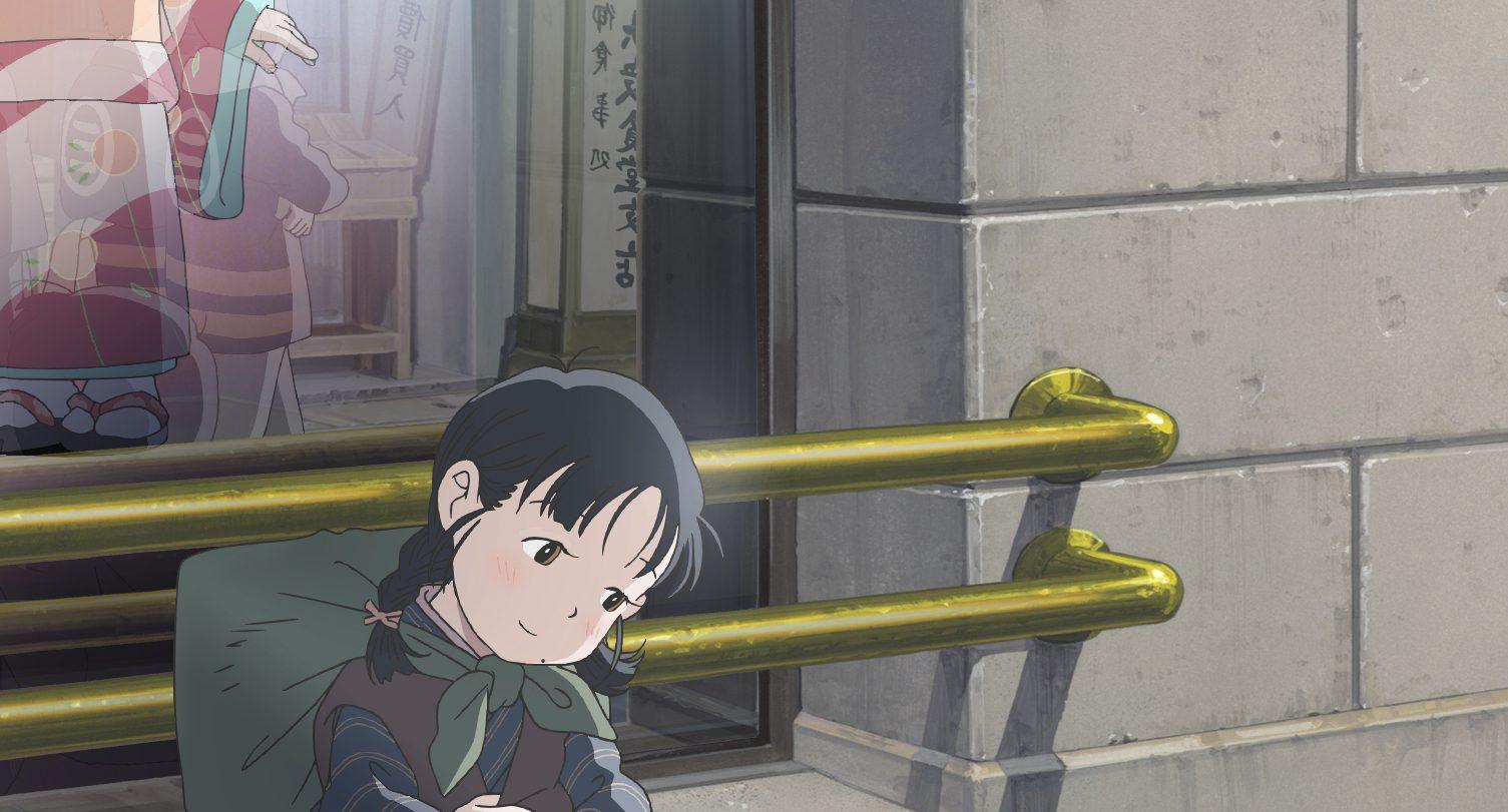 """Suzu (Non) in """"In This Corner of the World"""". (Encore Films)"""