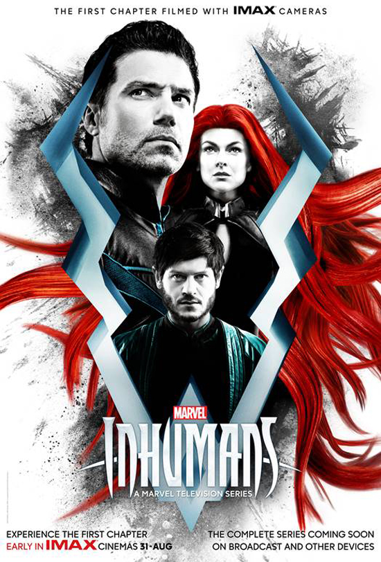 Marvel's Inhumans (Walt Disney Pictures)