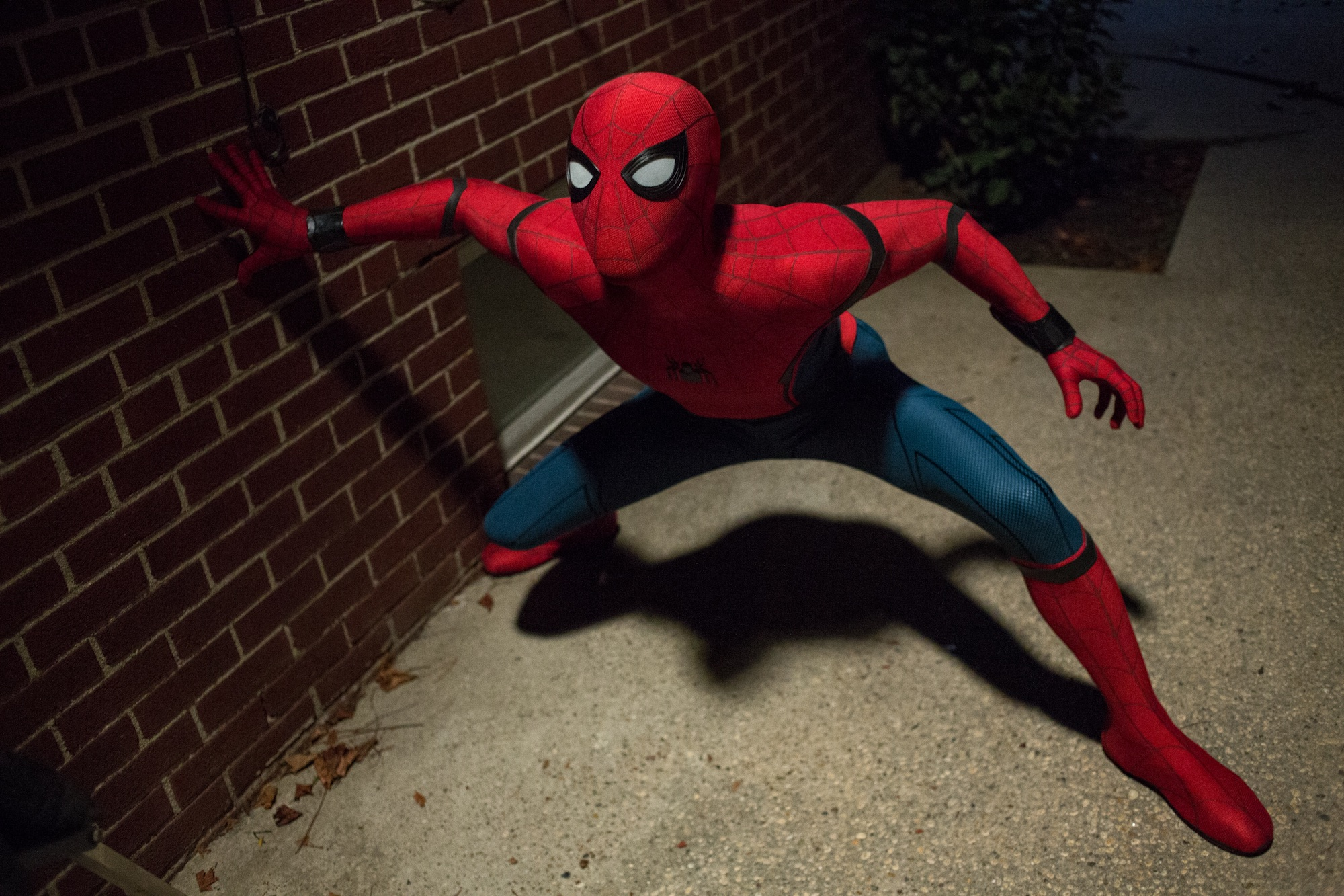 "Tom Holland stars as Spider-Man in ""Spider-Man: Homecoming"". (Sony Pictures Releasing)"