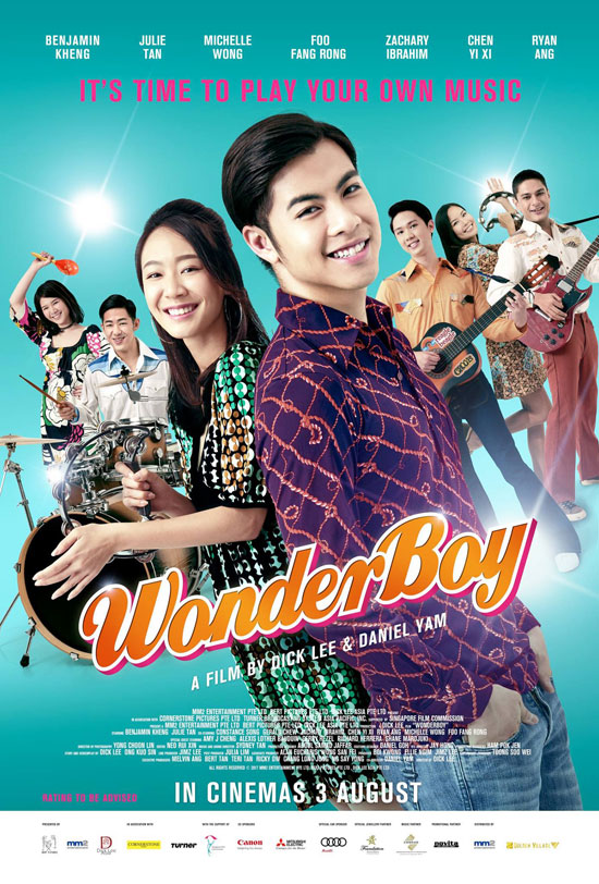 Wonder Boy (Golden Village Pictures)