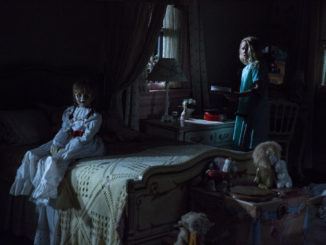 "Janice (Tabitha Bateman) in ""Annabelle: Creation"". (Warner Bros Pictures)"
