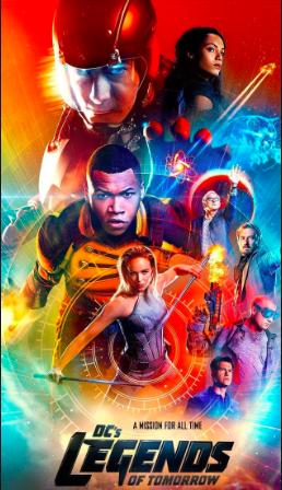 DC's Legends of Tomorrow (Warner TV)