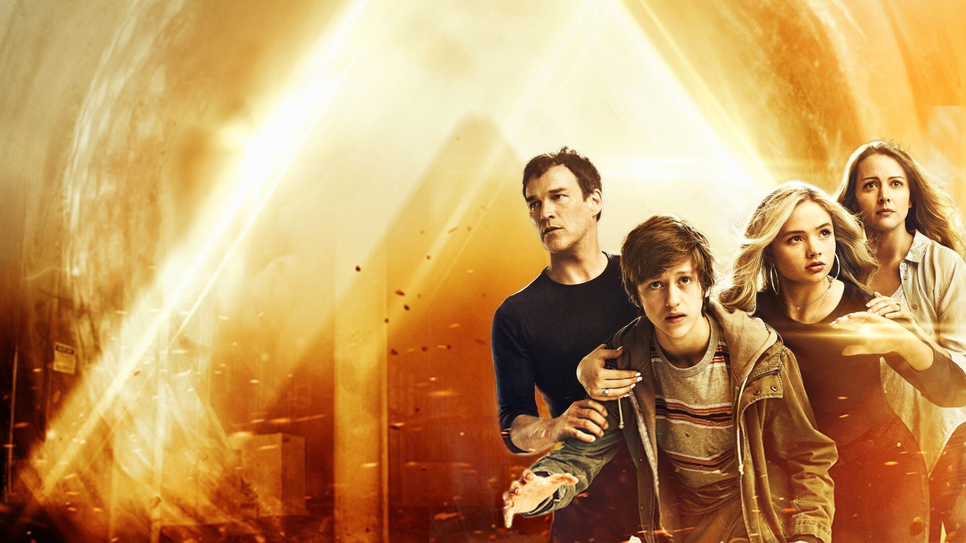 The Gifted (Warner TV)