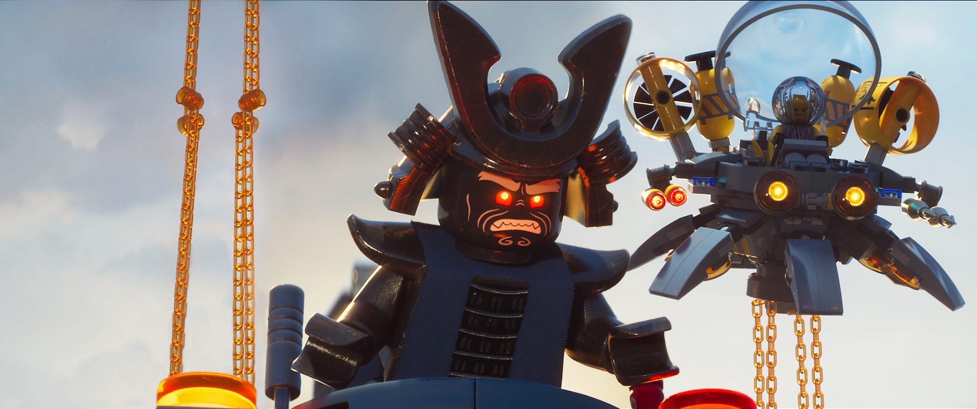 The Lego Ninjago Movie (Warner Bros Pictures)