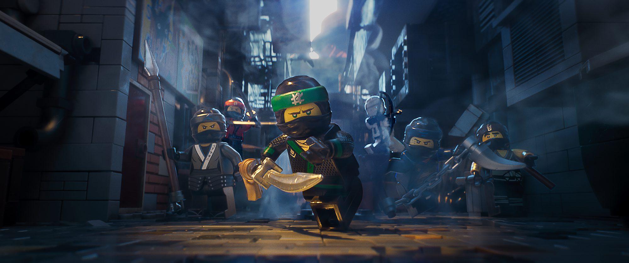 Movie Review The Lego Ninjago Movie Has An Amusing