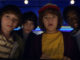 "The party is together again in ""Stranger Things 2"". (Netflix)"