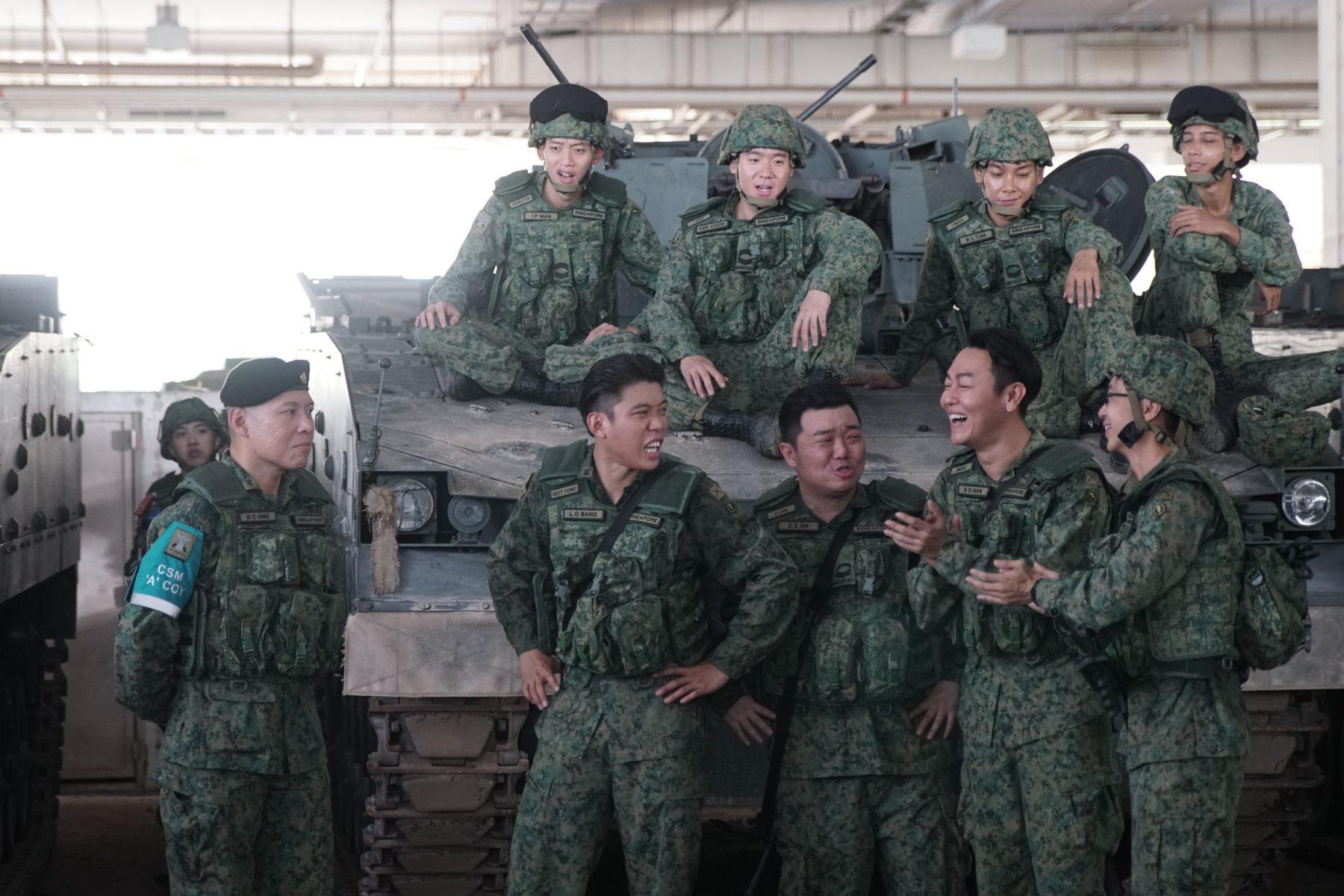 Ah Boys to Men 4 (Golden Village Pictures)