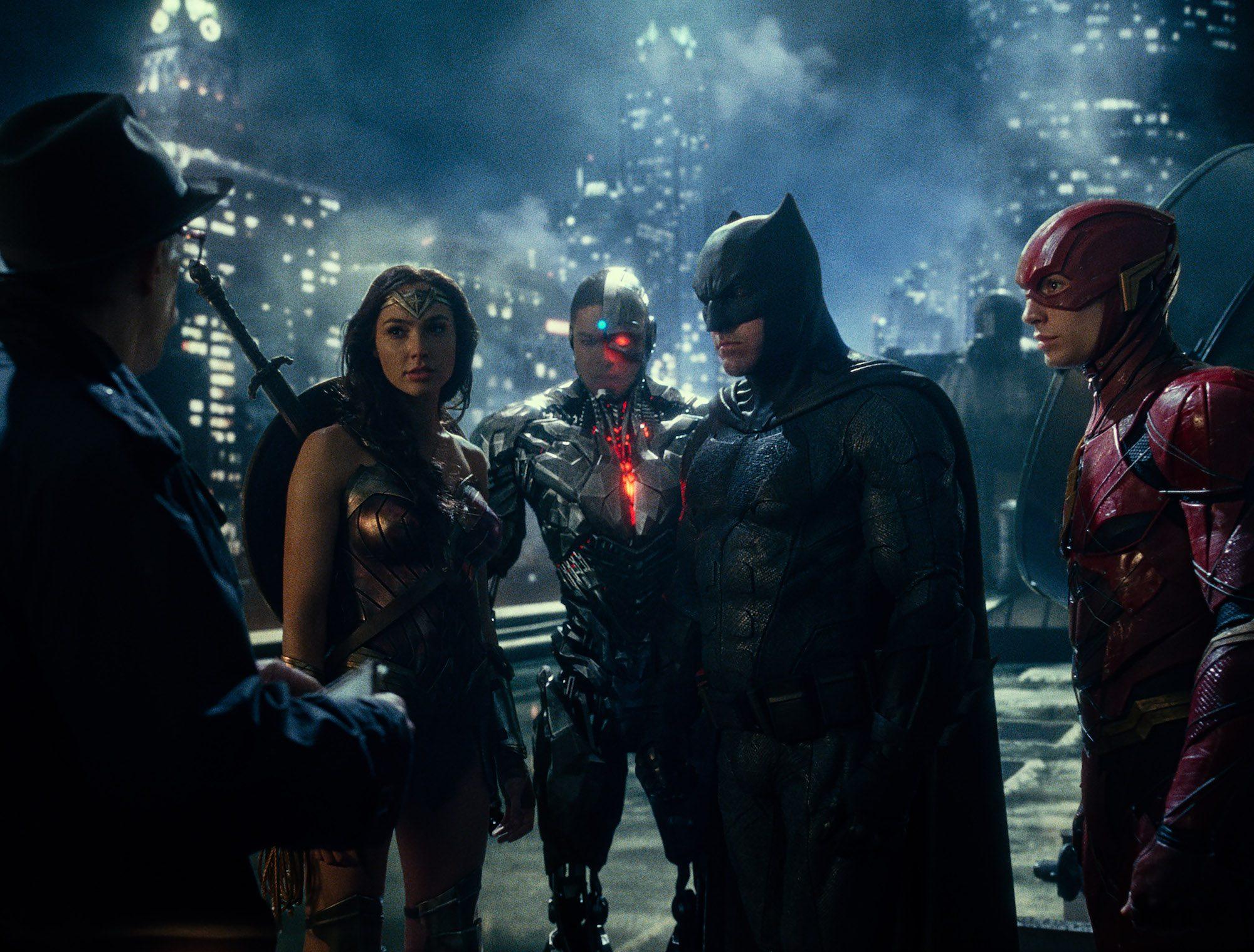 Justice League. (Warner Bros Pictures)