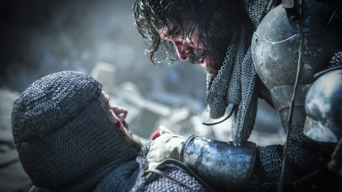 Knightfall (HISTORY)
