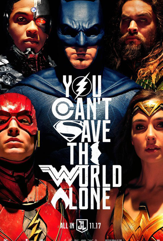 Justice League (Warner Bros Pictures)