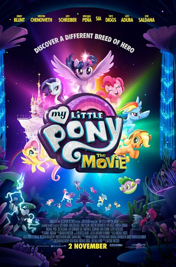 My Little Pony (Golden Village Pictures)
