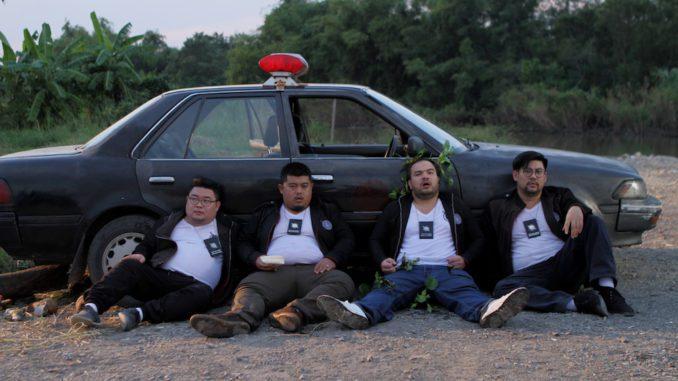 Oversize Cops (Encore Films)
