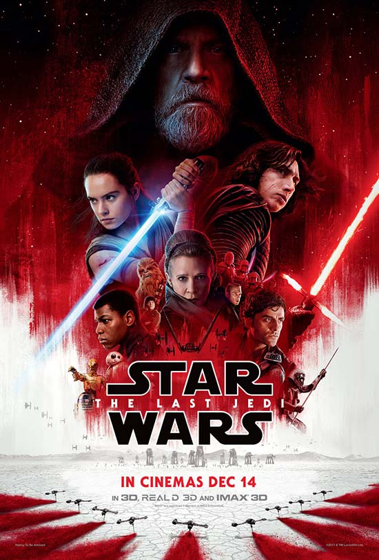 Star Wars: The Last Jedi (Walt Disney Pictures)