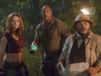 Jumanji: Welcome to the Jungle (Sony Pictures Releasing)