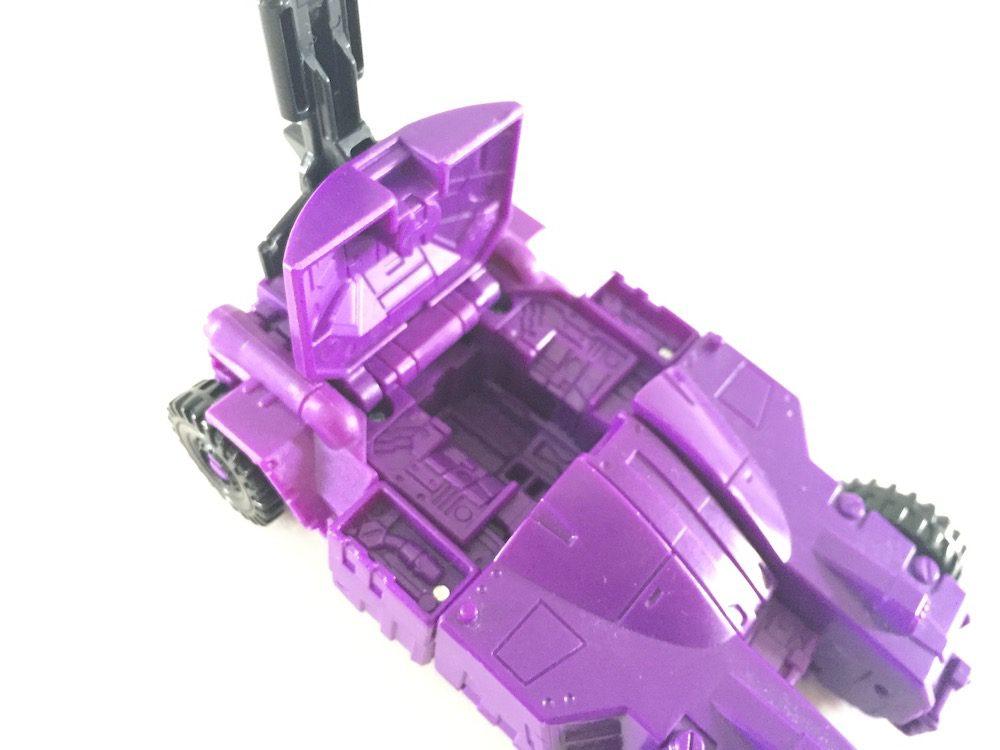 Vehicle mode. (Full-Tilt from Transformers: Titans Return's Trypticon)