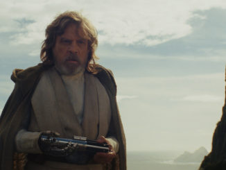 "Luke Skywalker (Mark Hamill) in ""Star Wars: The Last Jedi"" (Walt Disney Pictures)"