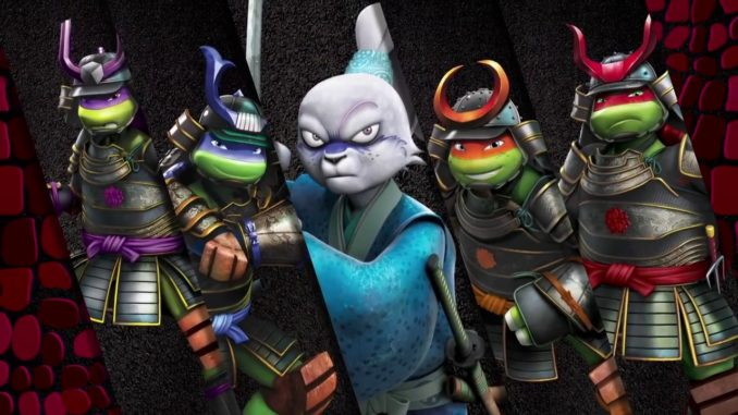 Tv Review Season 5 Of Teenage Mutant Ninja Turtles Is A
