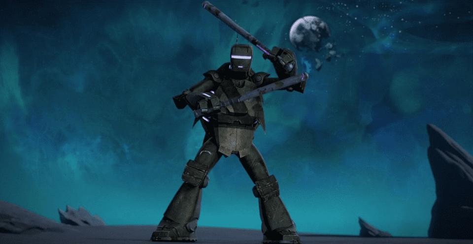 Donatello of the future. (Turtlepedia)