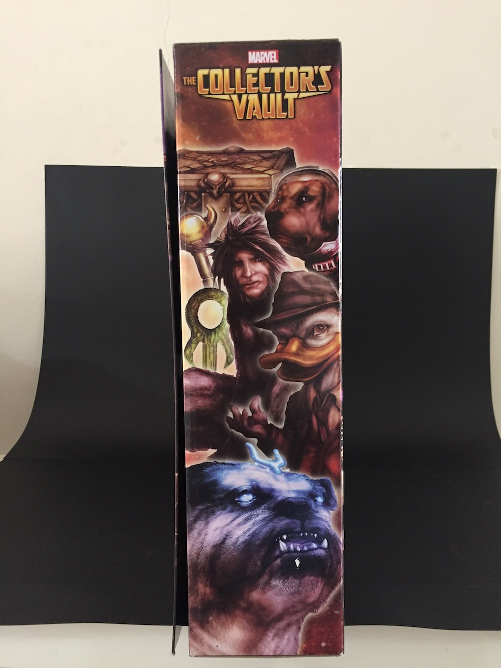 "Packaging (SDCC 2016's ""The Collector's Vault"")"