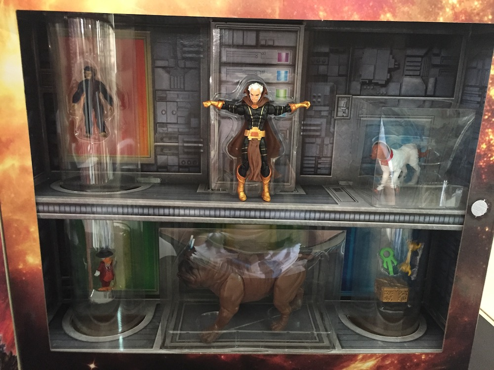 "Inside (SDCC 2016's ""The Collector's Vault"")"