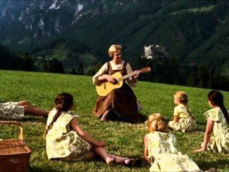 """The Sound of Music"" (Cinema Clock)"
