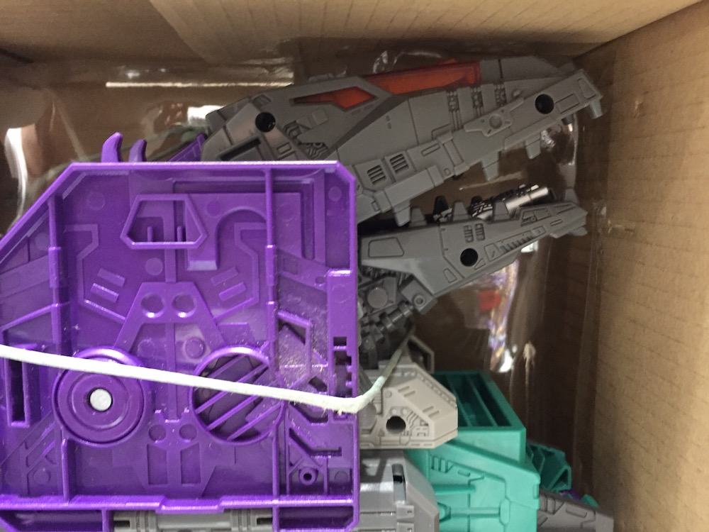 Inside. (Trypticon from Transformers: Titans Return)