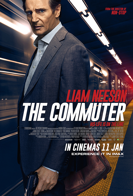 The Commuter (Shaw Organisation)